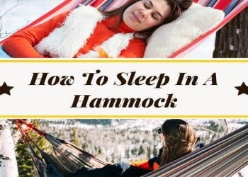 How To Sleep In A Hammock To Stay Warm While Outdoors