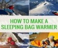 11 Important tips on How to make a sleeping bag warmer