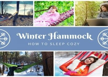 Do you want to Sleep Cozy in your Winter Hammock?