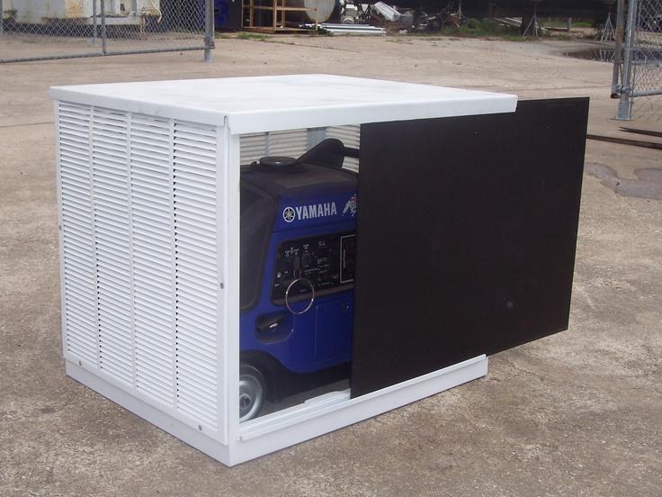 rv generator sound box