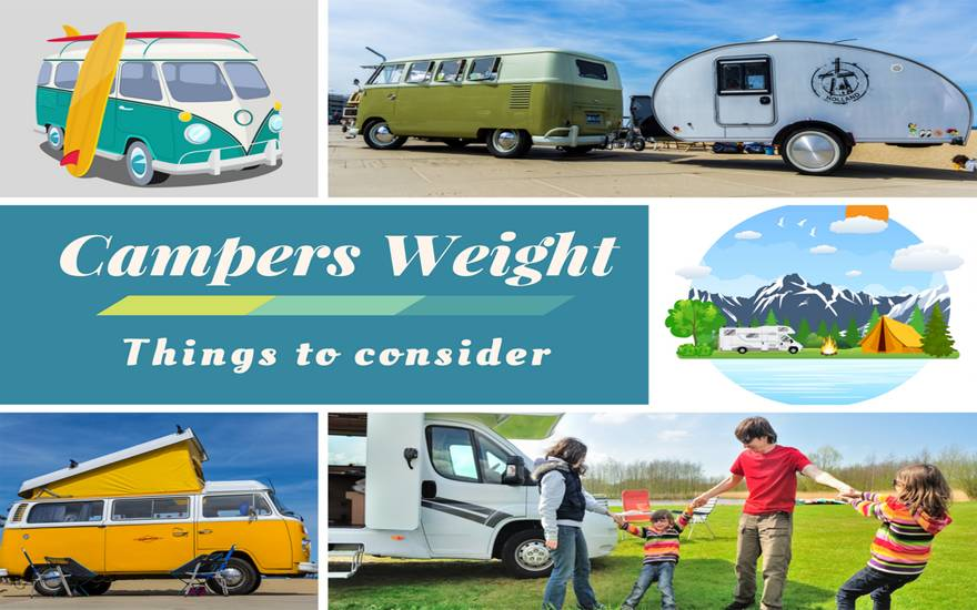 How Much Does A Coleman Pop Up Camper Weight