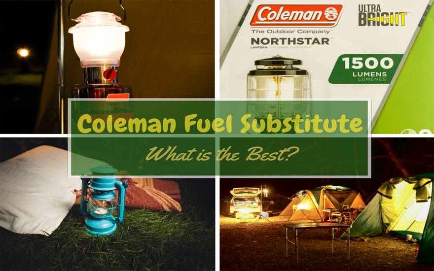 What is the Best Coleman Fuel Substitute? Essential Camping