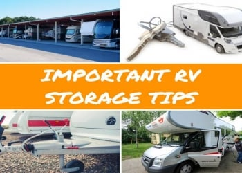 9 Important RV Storage Tips You Should Know about