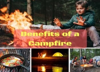 8 Benefits of a Campfire You Need to Know about