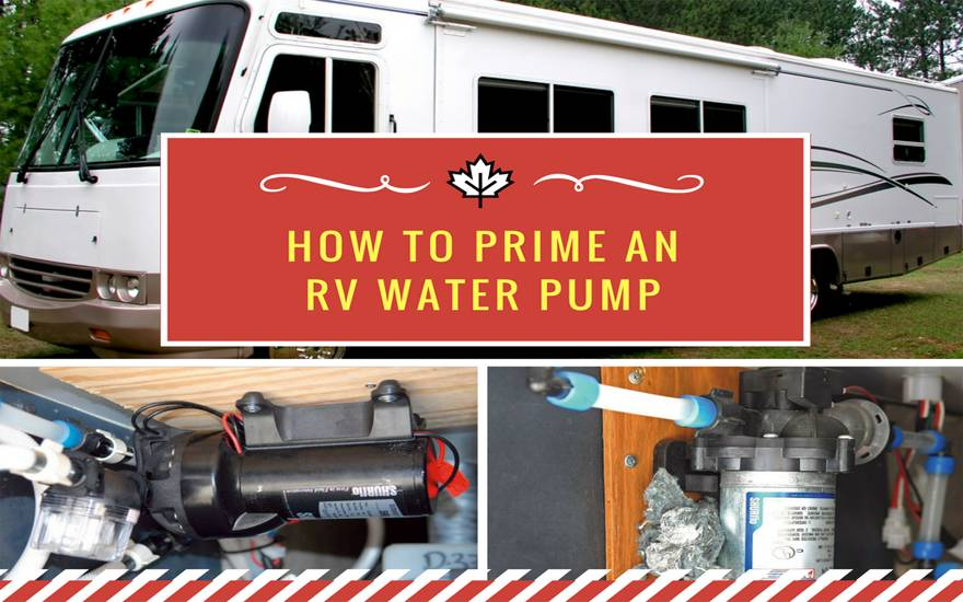 Do You Want To Know How To Prime An Rv Water Pump