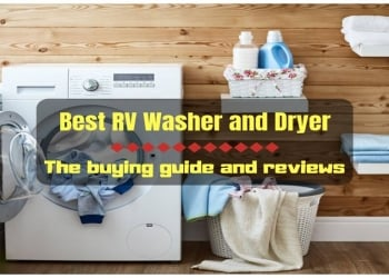 The Best RV Washer and Dryer Review in 2018