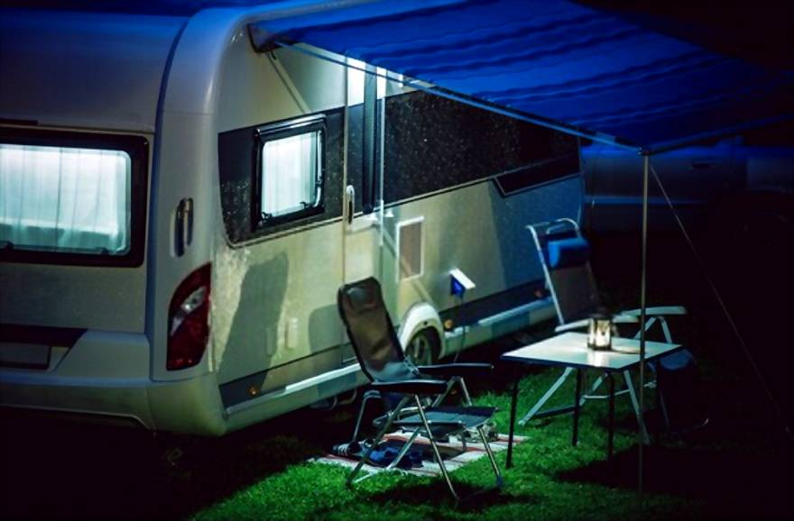 How To Install Led Strip Lights On Rv Awning January 2020